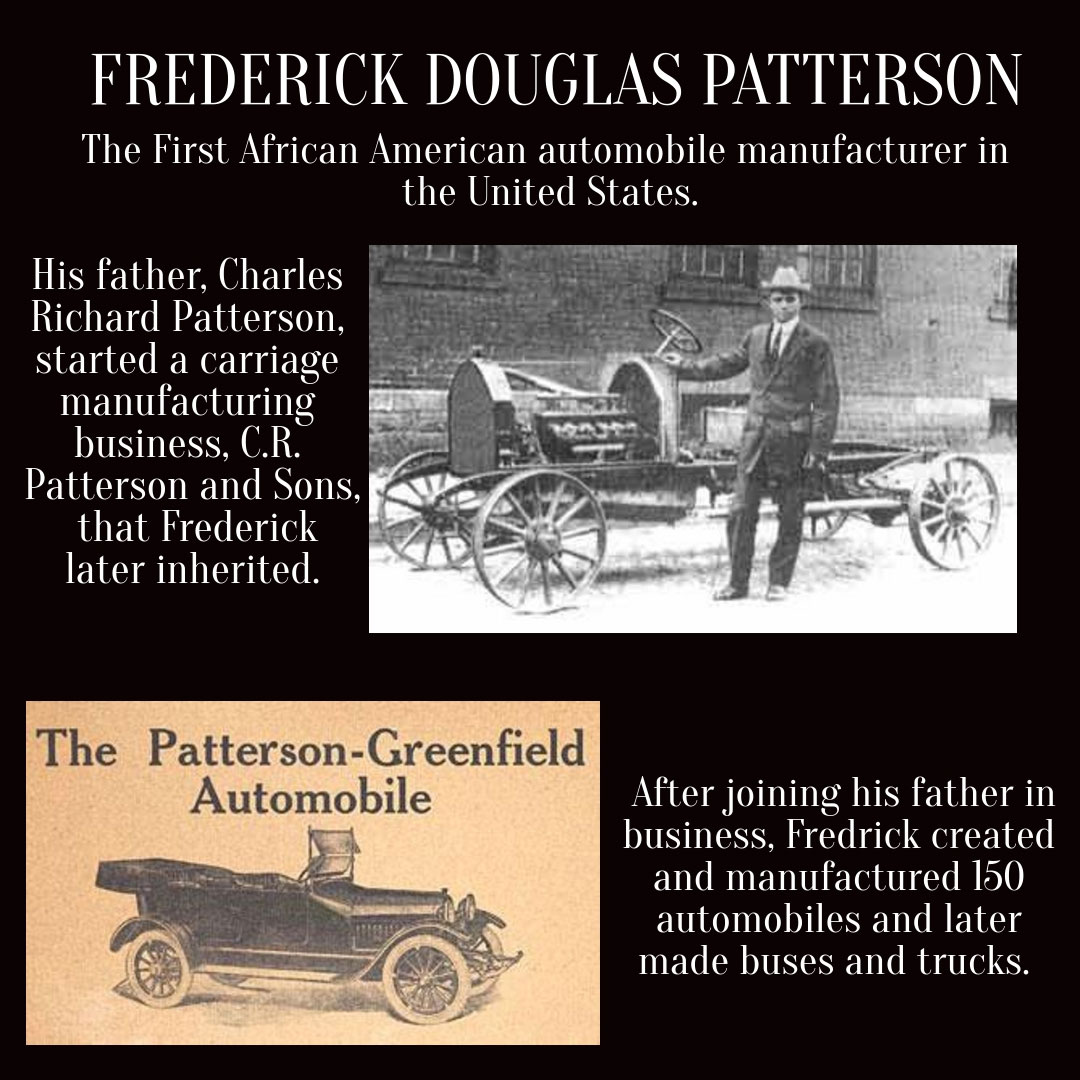 First African American Automobile Manufacturer - AMIBC℠