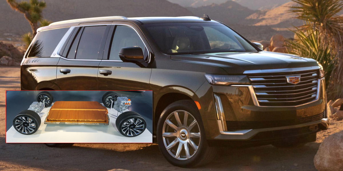 GM's New Electric Car Battery Named Ultium Poised To Lead ...