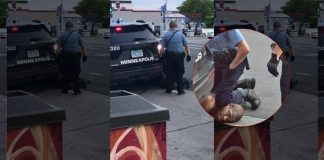 Minneapolis Cop Killing