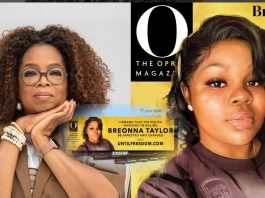 Oprah purchases 26 billboards demanding justice for Breonna Taylor