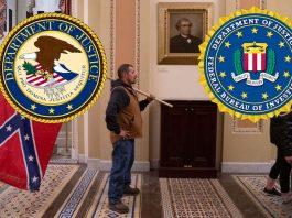 Rioters FBI DOJ Debate