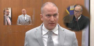 Chaurvin Sentencing