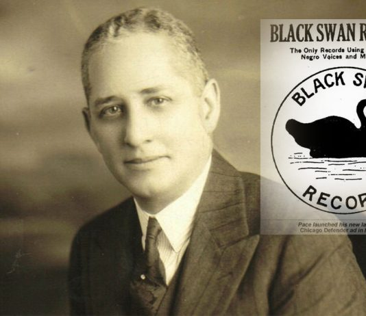 PACE BLACK SWAN RECORDS