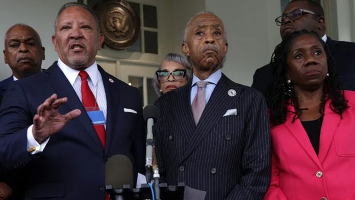Whitehouse Meeting Civil Rights Leaders