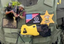 POLICE OATH KEEPERS